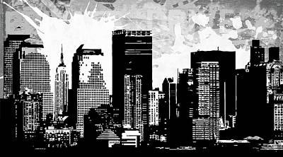 Pop City 32 Poster