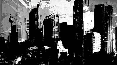 Pop City 35 Poster