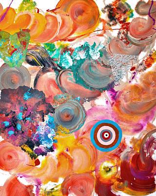 Popfluid 6 Poster by Sumit Mehndiratta