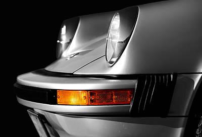 Porsche 911 1975 Poster by Mark Rogan