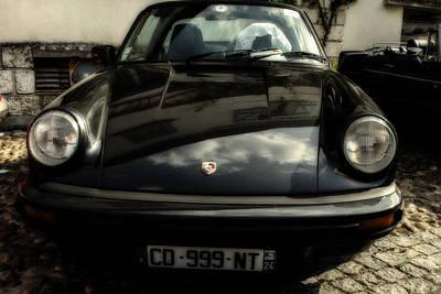 Porsche 911 Sc Targa Poster by Georgia Fowler