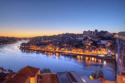 Porto, Portugal Poster by Torsten Krueger