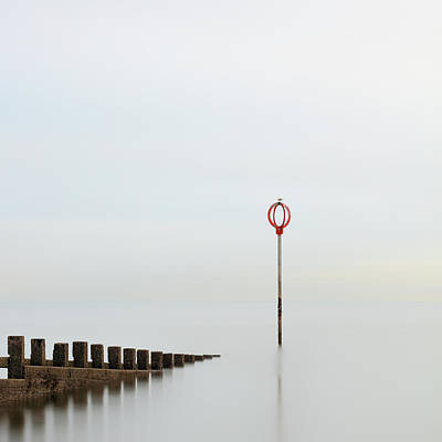 Poster featuring the photograph Portobello by Grant Glendinning