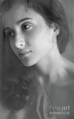 Portrait #7385 Poster by Andrey Godyaykin