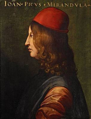 Portrait From The Uffizi  Poster