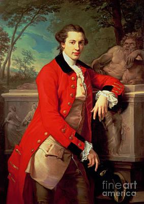 Portrait Of Edmund Rolfe Poster