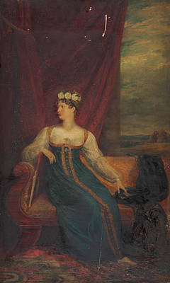 Portrait Of Princess Charlotte Of Wales, Poster
