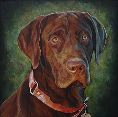 Portrait Of Remington 0094_2 Poster