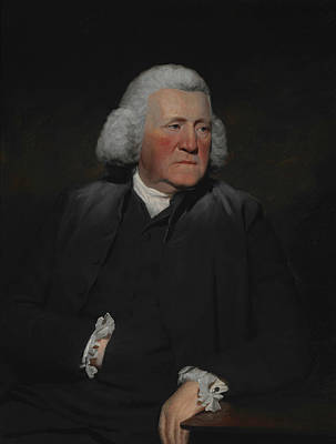 Portrait Of Thomas Wood Poster by Henry Raeburn