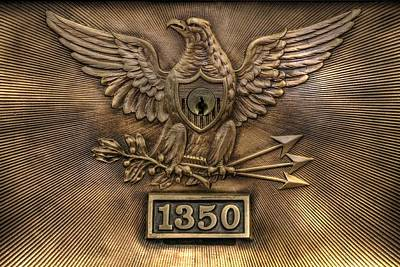 Post Office Box Eagle Poster