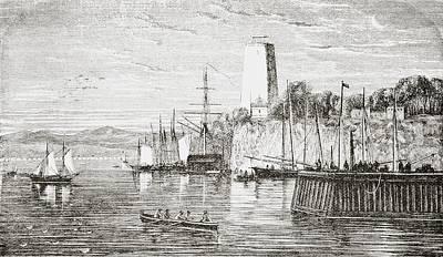 Potomac At Washington America From The Poster