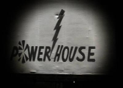 Power House Poster by Rebecca Sherman