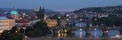 Prague - Most Beautiful City In The World Poster