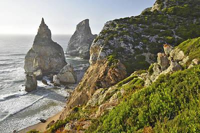 Praia Da Ursa Portugal Poster