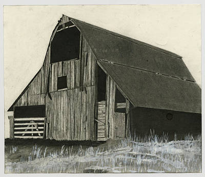 Prairie Overlook Poster by Bryan Baumeister