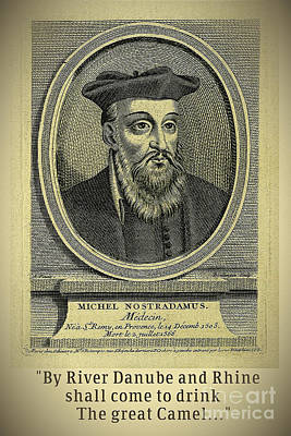 Predictions Of Nostradamus 1 Poster