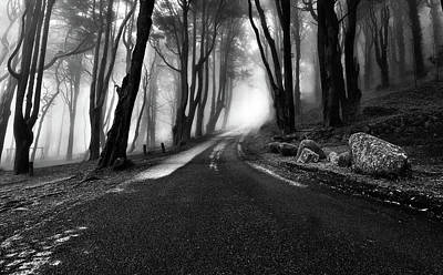 Premonition Poster by Jorge Maia