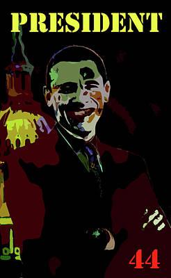 President 44 Poster