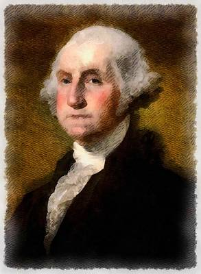 President George Washington Poster
