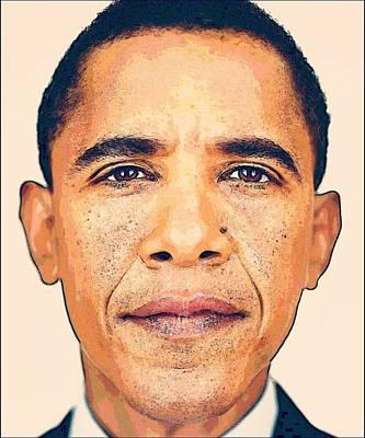 President Of United States Poster by Priyabrat Nishank