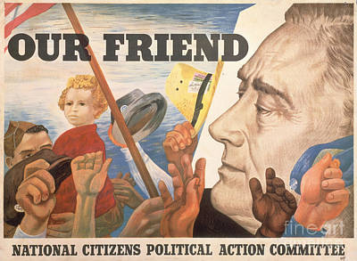 Presidential Campaign, 1944 Poster by Granger