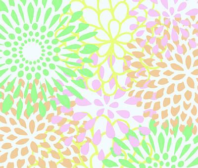 Pretty Pastels Poster