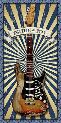 Pride And Joy Print Poster