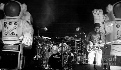 Primus - Les Claypool - Bonnaroo Music Festival Poster by David Oppenheimer