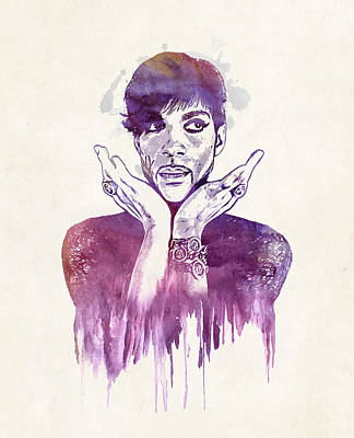 Prince Poster by - BaluX -