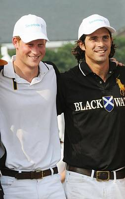 Prince Harry, Nacho Figueras Poster