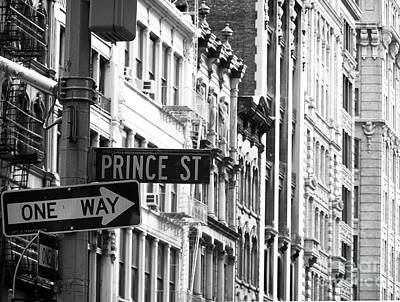 Prince Street Poster