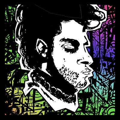 Prince Tribute Poster