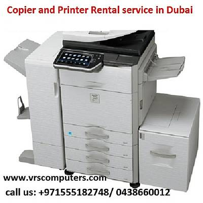 Printer Rent @ Low Cost Poster