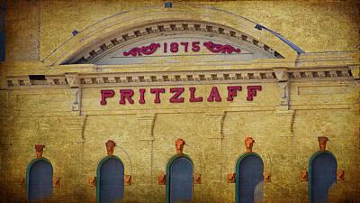 Pritzlaff Poster