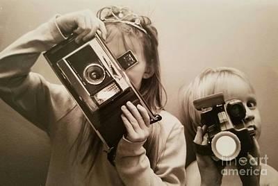 Professional Photographers Poster by Scott D Van Osdol