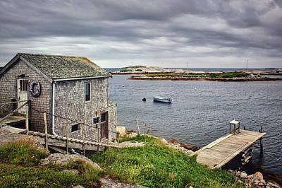 Prospect Point - Nova Scotia - Canada Poster