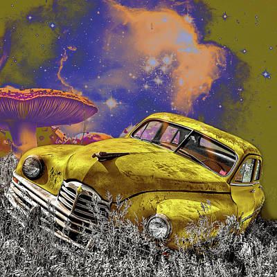 Psychedelic Dreams Poster