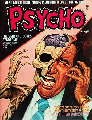 Psycho Magazine 1 Poster