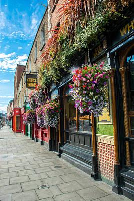 Pub In Dublin In Ireland Poster