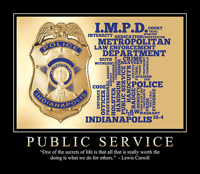 Public Service 1 Poster