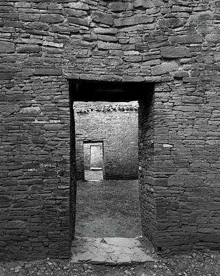 Pueblo Bonito Doors Poster