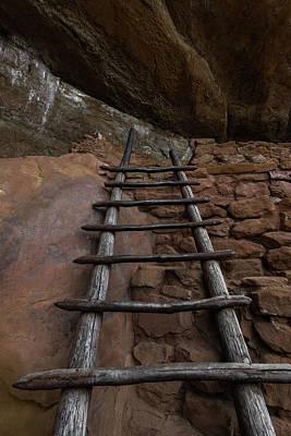 Pueblo Ladder Poster