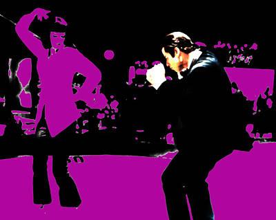 Pulp Fiction Dance 17c Poster