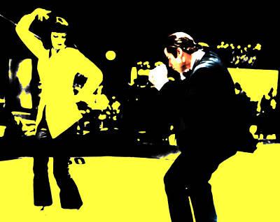 Pulp Fiction Dance 17e Poster