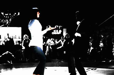 Pulp Fiction Dance 17z Poster