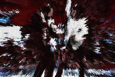 Pulp Fiction Dance 3d Poster