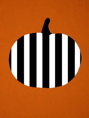 Pumpkin Poster by Art Spectrum