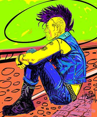 Punk Pop Poster
