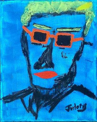 Punked Poster by Jim  Furlong