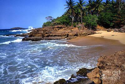 Punta Morillos Near Arecibo Poster